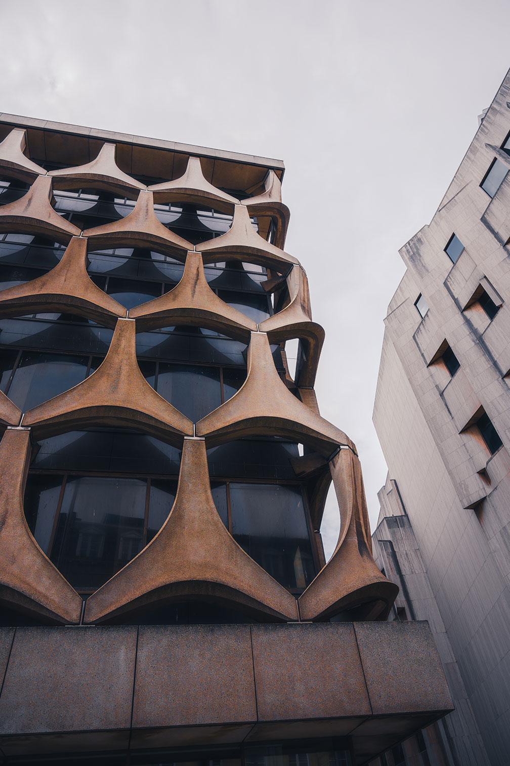 Brussel architecture building