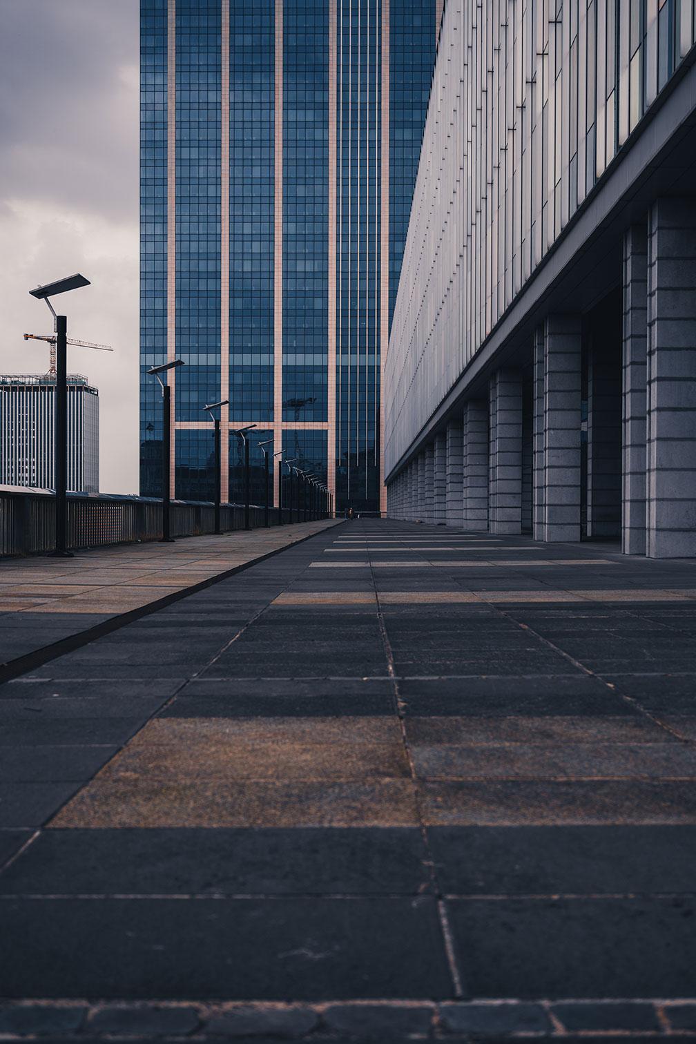 Brussel buildings