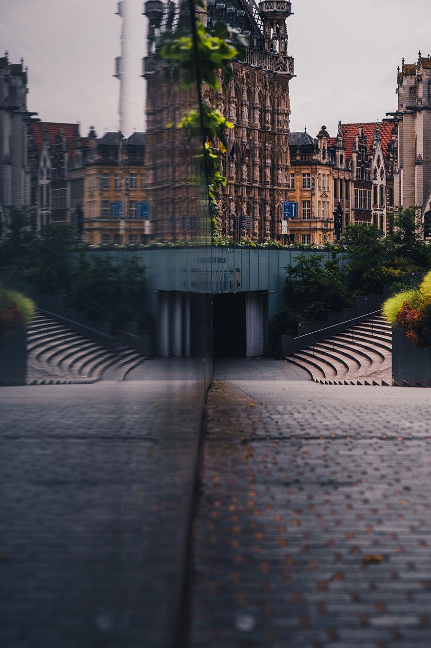 Leuven street